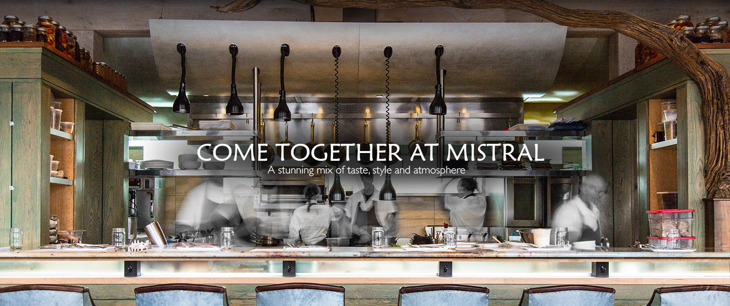 Mistral | Restaurant and Bar In Downtown Princeton NJ
